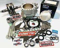 04-05 TRX450R TRX 450R Big Bore Stroker Kit 97 mil 500cc Complete Rebuild Parts