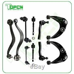 10pc New Brand Steering Parts Front Control Arm Link Kit for 2003-2007 Mazda 6