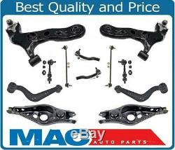 12 Pcs Kit Front & Rear Suspension Chassis Parts For 06-14 Toyota Rav4