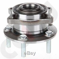 12pcs Wheel Hub Bearing Kit Suspension Parts For 00-03 04 Ford F-350 Super Duty