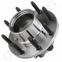12x Wheel Hub Bearing SRW Suspension Parts For Ford F-250 Super Duty Excursion