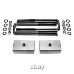 3+2 Lift Kit w Control Arms For 2011-2020 Chevy Silverado GMC Sierra 2500HD