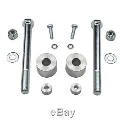 3 Front 1.5 Rear Leveling Lift Kit with Shocks For 2003-2014 Toyota 4Runner 4WD