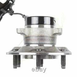 6 parts New Front Wheel Bearing Upper Lower Ball Joint Kit withABS For Colorado