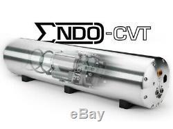 Accuair ENDO-CVT-RAW Cadillac RWD 65-70 Bolt on Air Ride Suspension Kit Endocvt