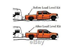 Air Helper Kit White Gauge On Board Control 2018-19 Chevy 8 Lug Truck 2500 3500