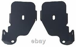 Air Ride Suspension For 65-70 Chevy Impala Front 2500 Air Bags Mounting Brackets