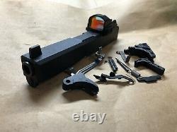 COMPLETE Glock G19 RMR Slide Upper Lower Parts Kit LPK UPK PF940C P80 OEM