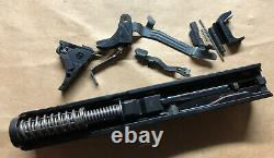 COMPLETE OEM Glock 43X Slide Upper Lower Parts kit SS80 P80 43 48 FREE Shipping