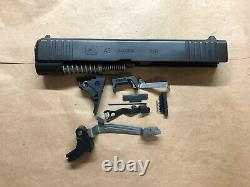 COMPLETE OEM Glock 48 Slide Upper Lower Parts kit SS80 P80 43 43X FREE Shipping