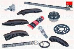 Engine Timing Chain Kit Fai Autoparts Tck133c P New Oe Replacement