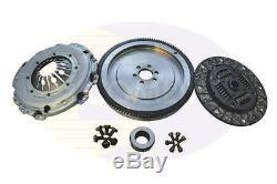 FOR PASSAT AUDI A4 A6 1.9 TDI AWX 130BHP DUAL to SOLID MASS FLYWHEEL CLUTCH KIT