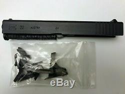 Factory OEM Gen 3 Glock 22 Complete Upper Slide w LPK Parts Kit for P80 GEN3 685