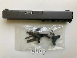 Factory OEM Gen 3 Glock 22 Complete Upper Slide w NS Parts Kit for P80 GEN3 WXL