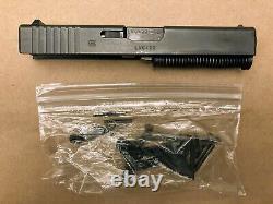 Factory OEM Gen 3 Glock 23 Complete Upper Slide w LPK Parts Kit for P80 GEN3 LWG