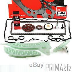 Fai TCK118 Timing Chain Set Citroen C4 C5 Mini R56 R57 Peugeot 207 308 508 1.6