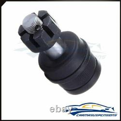 Fit for 91-01 Jeep Cherokee 9x Front Outer Ball Joints Tie Rods Steering Part
