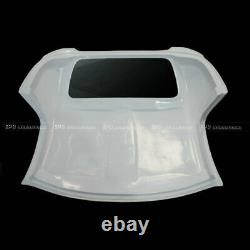 For Honda AP1 AP2 S2000 Hard Top Roof Upper With Glass Parts FRP Unpainted kits
