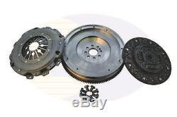 For Nissan Qashqai X-trail Renault Megane Dual Mass Solid Flywheel Clutch Kit