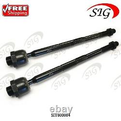 Front Upper Control Arm Tie Rod End Sway Bar Kit For Cadillac Chevrolet GMC 10pc