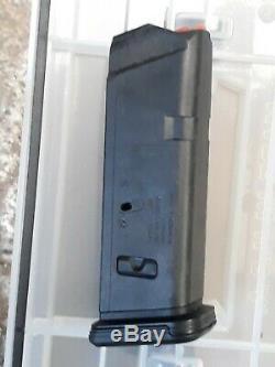 G19 Complete Slide Gen3 lower parts kit Black Polymer80 PF940Cv1 Glock sights