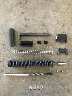 GLOCK 17,19,26,34 Gen 1-3 Upper Parts Kit, P80 Flat Face Trigger, Magazine