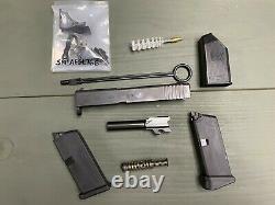 GLOCK 43 OEM Parts Kit +Upper Slide Assembly with Barrel P80 G43