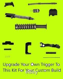 GLOCK 43 OEM Upper and Lower Parts Kit For GLOCK 43 Genuine Parts 9 millimeter