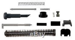 GLOCK G19 GEN 1-3 OEM Complete Upper Slide Rebuild Parts Kit 9mm Genuine OEM