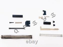 Glock 17 Complete Lower and Upper Parts(Stainless Steel Guide Rod) Kit