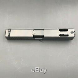 Glock 17C Ported 17 Gen 3 OEM Complete Upper Slide Assembly Polymer 80 Parts Kit