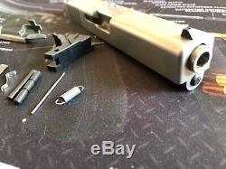 Glock 19 9mm Compact-Size Gen3 Complete Upper Slide ALPHAWOLF & Lower Parts Kit