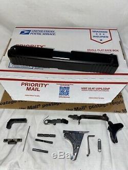 Glock 19 Gen 3 Complete Slide OEM Profile Lower Trigger Parts Kit LPK P80 Upper