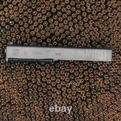 Glock 19 Gen 3 OEM Complete Upper Slide Assembly Polymer 80 P80 Poly Parts Kit