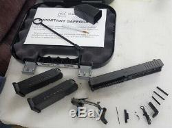 Glock 19 Gen 3 Slide Barrel Upper & Lower Parts Kit-MATCHING Case-9MM P80 BUILD