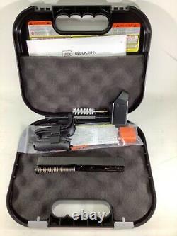 Glock 19 Gen 5 OEM Complete Slide Barrel Upper & Frame Parts Kit with Case