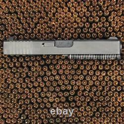Glock 19 OEM Complete Slide Upper Assembly Barrel Polymer 80 P80 Poly Parts Kit