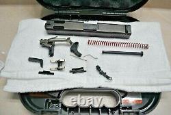 Glock 22c Gen 3 Slide Upper Lower Parts Polymer 80 P80 Build Kit Read Descriptio