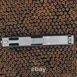 Glock 23 23C Gen 3 OEM Complete Upper Slide Assembly Polymer 80 RARE Parts Kit