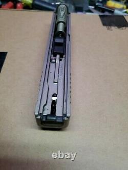 Glock 23 G23 OEM Complete Slide Gen 4 UPK Barrel Upper Parts Kit PF940C P80 G23