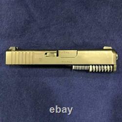 Glock 26 27 Gen 4 OEM Complete Upper Slide Assembly Polymer 80 9mm Parts Kit