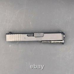 Glock 26 Gen 3 OEM Complete Upper Slide Assembly Polymer 80 P80 Poly Parts Kit