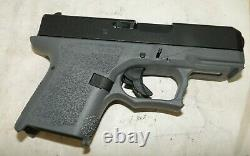 Glock 26 Gen 4 Upper Slide Assembly Barrel, Lower Parts Kit, Poly 80 PF940SC