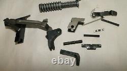 Glock 27 Gen 2 or 3 Upper Slide Assembly Poly 80 P80940SC, Gen 3 Lower Part Kit