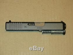 Glock 27 Gen 3 4 OEM Upper Slide G27 9rd Magazines Lower Parts Kit Polymer80 LPK