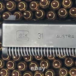 Glock 31 Gen 3 OEM Complete Upper Slide Assembly Polymer 80 P80 17 22 Parts Kit