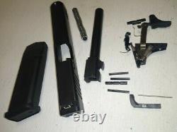 Glock 35 gen 3 complete slide upper and lower parts kit