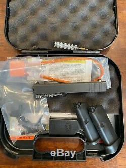 Glock 43 OEM Slide, Upper Parts Kit, Lower Parts Kit, Box & Mag SS80 NEW G43