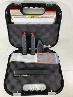 Glock 48 OEM Complete Slide Barrel Upper & Frame Parts Kit with Case & 2 Magazines