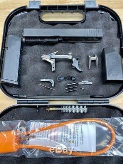 Glock G19 Gen 3 OEM Slide, Barrel, Upper & Lower Parts Kit, Mag, & Case NEW